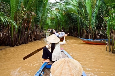 Mekong Delta Tour - 1 Day ( Cai Be  Floating Market )